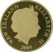 1 Dollar - Elizabeth II (Rowi Kiwi) -  obverse