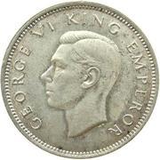1 Shilling - George VI (1st type) – obverse