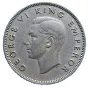 1 Florin - George VI (2nd type) – obverse