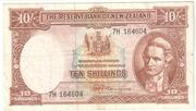 10 Shillings (James Cook) – obverse