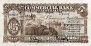 5 Pounds (Commercial Bank of Australia Ltd.) – obverse