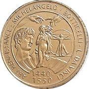 Medal - Millennium Collection - Art Renaissance – obverse