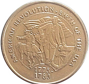 Medal - Millennium Collection - American Revolution – obverse