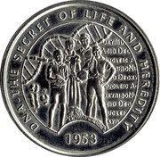 Medal - Millennium Collection - DNA – obverse