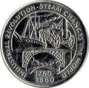 Medal - Millennium Collection - Industrial Revolution – obverse