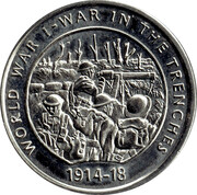 Medal - Millennium Collection - World War I – obverse