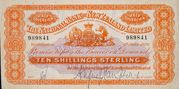 10 Shillings (National Bank of New Zealand Limited) -  obverse