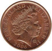 10 Cents - Elizabeth II (4th portrait; magnetic) -  obverse