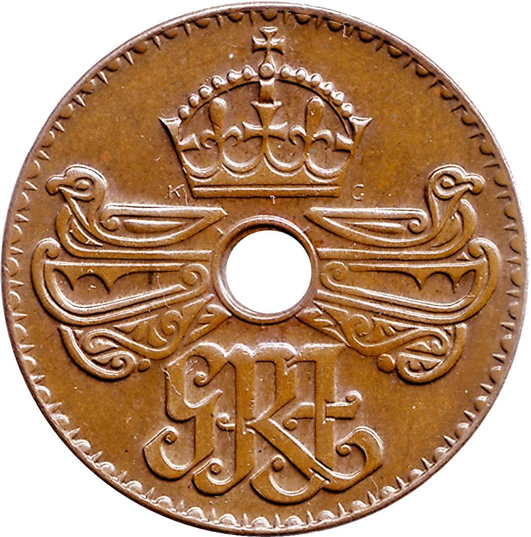 1 Penny - George VI - New Guinea – Numista