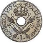 1 Penny - George V (Trial Strike) – obverse