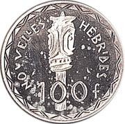 100 Francs (Essai) – reverse