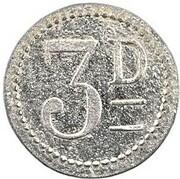 3 Denarius - Epi Island - Valesdir – reverse