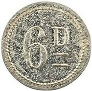 6 Denarius - Epi Island - Valesdir – reverse