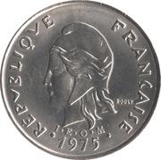 20 Francs – obverse