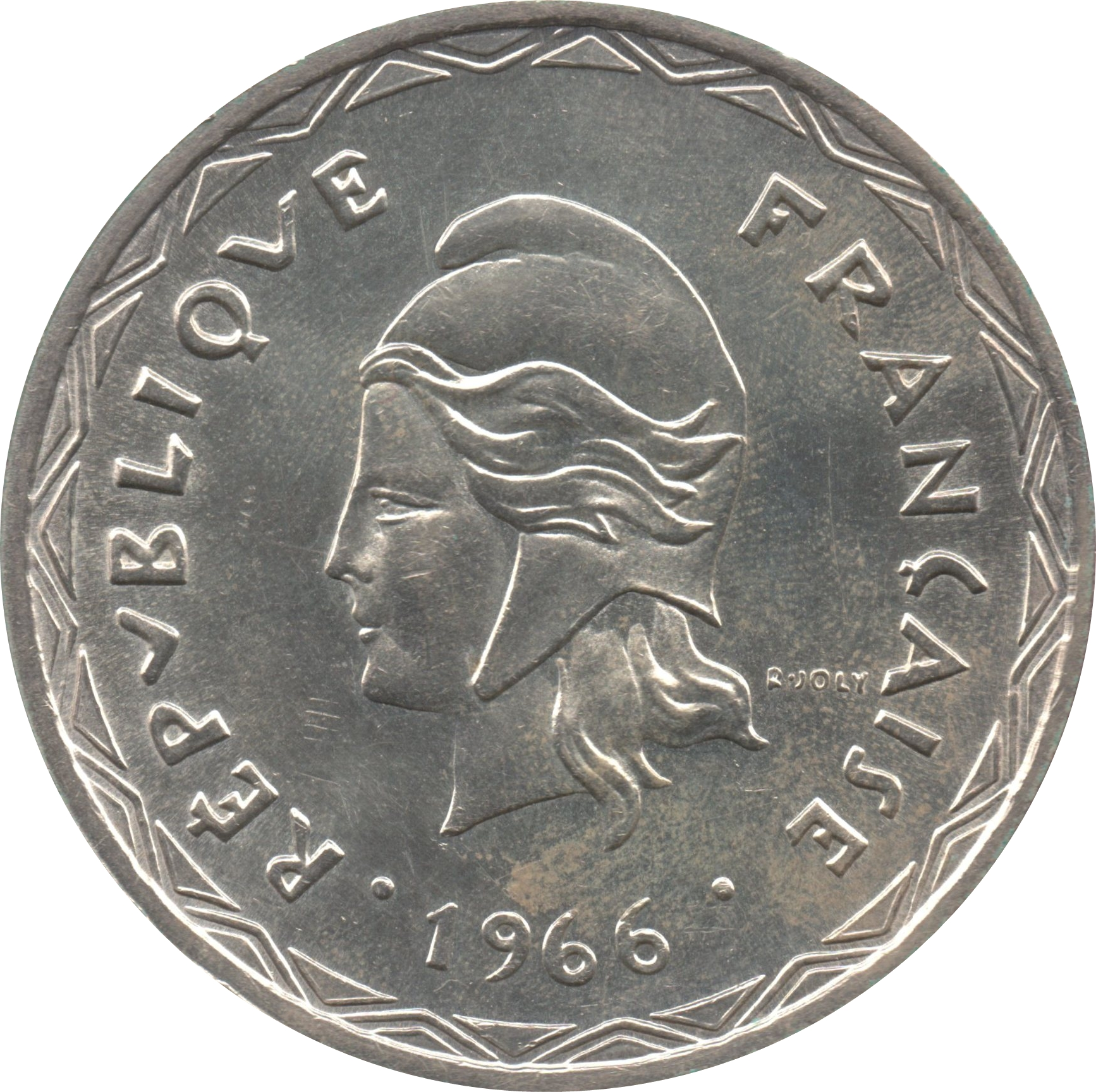 repvbliqve francaise coin