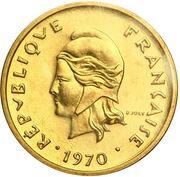 2 Francs (Essai) – obverse