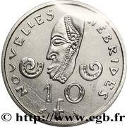 10 Francs (Essai) – reverse