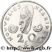 20 Francs (Essai) – reverse