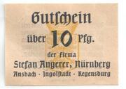 10 Pfennig (Stefan Angerer) – obverse