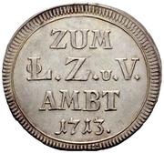 1 Zehnerlein – reverse