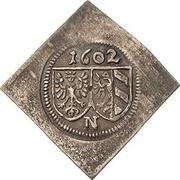 1 Pfennig (Klippe) – obverse
