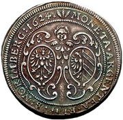 1 Reichsguldiner – obverse