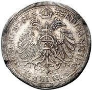 1 Reichsguldiner – reverse