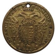 Token (Commemorating 1 Nurnberg thaler 1763) – reverse