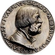 Medal - Death of Albrecht Dürer (Nürnberg) – obverse
