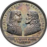 Prize medal for excellence in arts (Nürnberg) – obverse