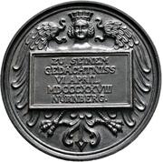 Medal - Albrecht Dürer (Nürnberg; 300 years of death) – reverse