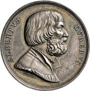 Medal - Albrecht Dürer (300 years of death) – obverse