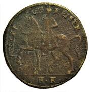 Rechenpfennig - Turkish Sultan, Constantinople – obverse