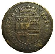 Rechenpfennig - Turkish Sultan, Constantinople – reverse