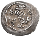 1 Pfennig - Friedrich II. – obverse