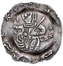 1 Pfennig - Friedrich II. – reverse
