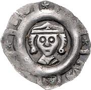 1 Pfennig - Ludwig II. von Bayern (der Strenge) – obverse