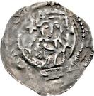 1 Dünnpfennig - Konrad III. – obverse
