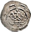 1 Dünnpfennig - Konrad III. – reverse