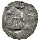 1 Pfennig - Heinrich VI. – reverse