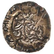 1 Pfennig - Heinrich VI., Philipp and Otto IV. – reverse
