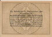 10 Heller (Nussendorf-Artstetten) -  reverse