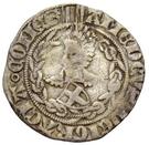 ½ Grosso - Amedeo VIII (Nyon) – obverse