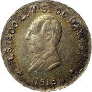 50 Centavos (Provisional Government) – obverse