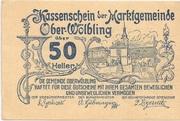 50 Heller (Ober-Wölbling) -  obverse