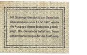 10 Heller (Oberachmann) -  reverse