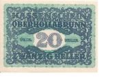 20 Heller (Oberhollabrunn) -  obverse