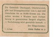 20 Heller (Oberkappel) -  reverse