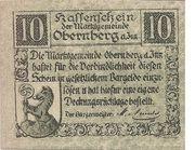 10 Heller (Obernberg am Inn) -  obverse
