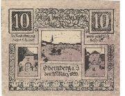 10 Heller (Obernberg am Inn) -  reverse